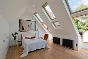 Schlafzimmer Jugendzimmer Einrichtungsideen : schlafzimmer mit dachschr ge gestalten 23 wohnideen ~ Bigdaddyawards.com Haus und Dekorationen