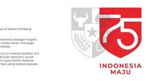 Logo HUT ke-75 Kemerdekaan RI 17 Agustus 2020: LINK ...
