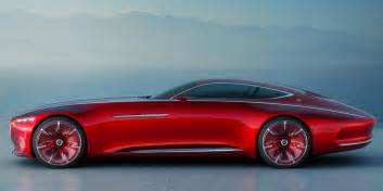 interior of luxury homes the vision mercedes maybach 6 concept will rival tesla