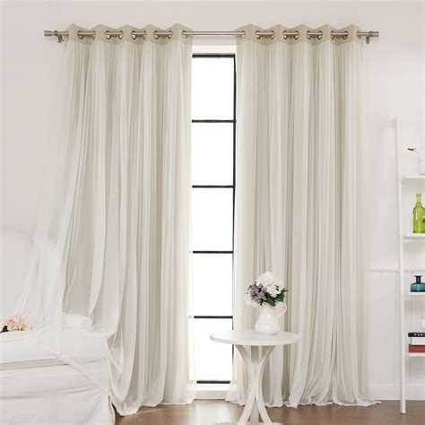 Best Curtain Panels by Best Home Fashion Inc Indoor Blackout Curtain Panel