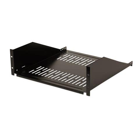 server rack shelf cantilever server shelf vented shelves av rack mount 19