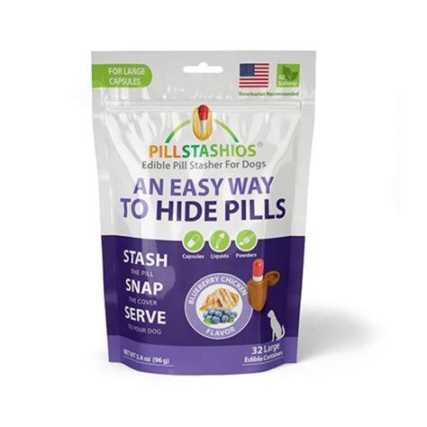pillstashios blueberry chicken edible pill stashers