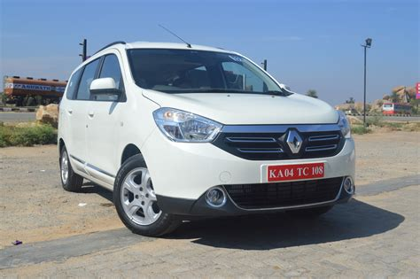 renault lodgy renault lodgy to be launched on april 9 carsizzler com
