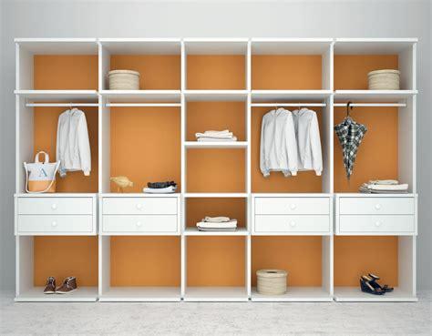 vestidores abiertos la mejor opcion  tienes espacio  estilo