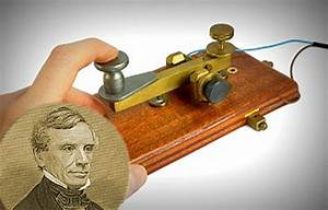 On This Day In History  Samuel F B  Morse Receives A