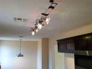 Contemporary track lighting ideas to enlighten your house