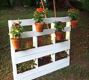 DIY Craft for Wooden Pallet Garden! Pallets Designs