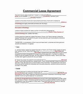 26 free commercial lease agreement templates template lab With commercial sublet lease agreement template
