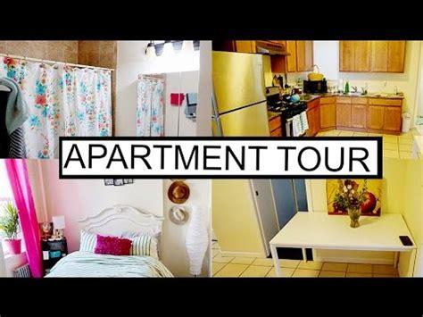 My New Apartment Tour 2016  Youtube