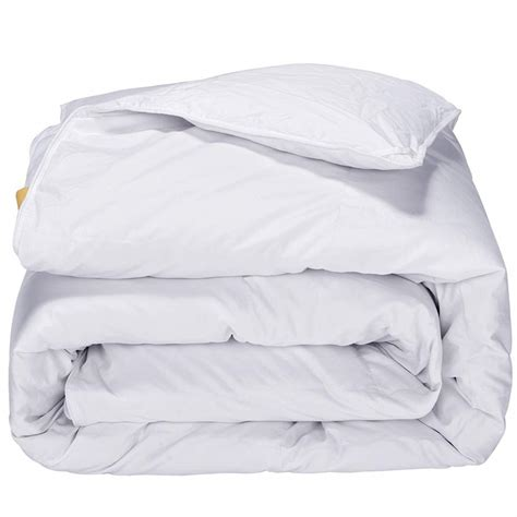 White Blanket Cover by Puredown Winter Summer White Goose Duvet Quilt
