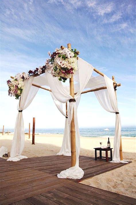 beach wedding decorations ideas  pinterest