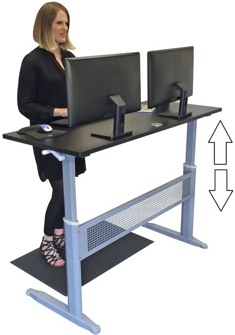 standing office desk how to exercise at work samsill world leaders in