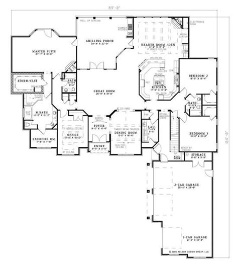 Floor Plans With Hearth Room by Hearth Room Make The Front Exercise Room Into Quot My Closet