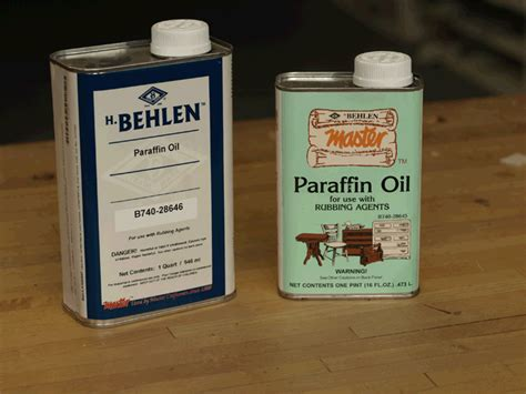 behlen paraffin oil