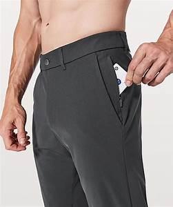 Lululemon Mens Size Chart Commission Pant Slim Warpstreme 32 Quot Men 39 S Pants