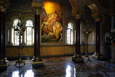 neuschwanstein castle interior neuschwanstein taringa