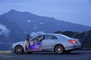 Mercedes Classe S Limousine : mercedes classe s63 amg 585 ch pour la plus puissante des limousines ~ Melissatoandfro.com Idées de Décoration