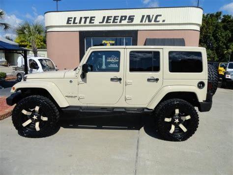elite jeeps  car dealership  destin fl