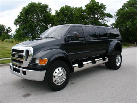 ford other f650 excursion xuv 2006 ford f650 excursion 6 door xuv products i