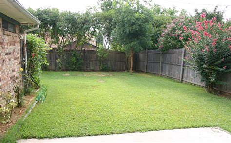 Rent Backyard by House For Rent In Watauga Northeast Tarrant