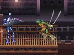 Tmnt Comic Book Combat Online Game