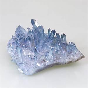 Aqua aura quartz crystal 04 - The Crystal Healer
