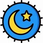 Mode Night Icon Icons Flaticon
