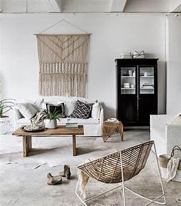 Makramy i kilimy tradycyjne rzemioslo w swiecie designu for Idee deco cuisine avec coussin style scandinave pas cher