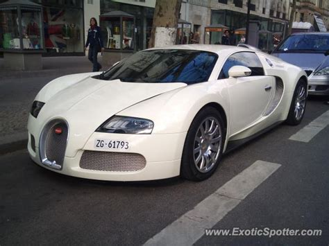 Bugatti Veyron Spotted In Berlin, Germany On 04/01/2011