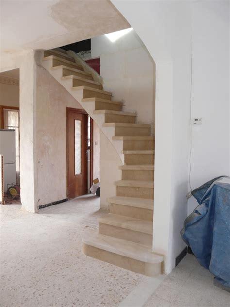 escalier sur vo 251 te sarrasine en pose installation escaliers