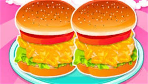 jeux de fille cuisine pizza jeu hamburgers de filles pour l été gratuit jeux 2 filles