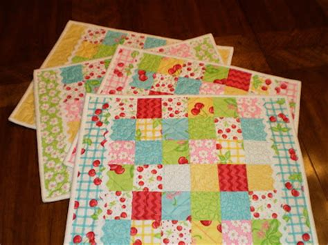 quilted placemat patterns christmas  quilt patterns
