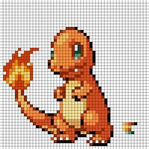 Pokemon Pixel Art Grid Images | Pokemon Images