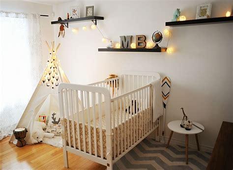 chambre bébé retro avant après une chambre de bébé vintage bohème avec