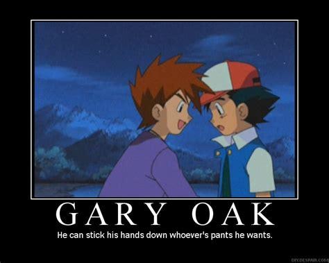 Gary Oak Memes - god damn gary oak hilarious images daily