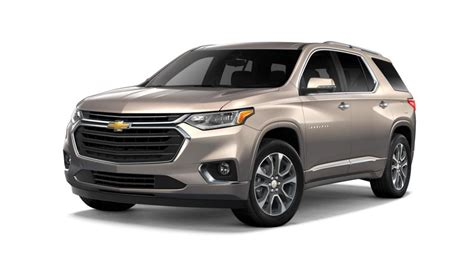 2018 chevy traverse colors gm authority
