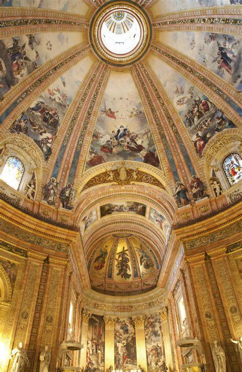 Cupola Sf by Madrid Affresco Dalla Grande Cupola In Basilica De San