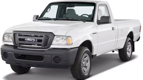 ford offering    ford ranger  included