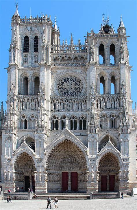 amiens cathedral wikiwand