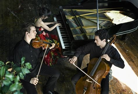 The Horszowski Trio Will Perform Rebecca Clarke's Piano