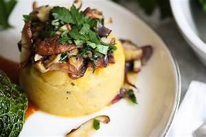 Shiitake Pilze Braten : wirsingrouladen mit maronenf llung an rosmarin shiitake polenta veggies ~ Watch28wear.com Haus und Dekorationen