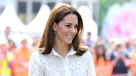 The couple shares sons prince george and prince louis and daughter, princess charlotte. Kate Middleton's Superga Gardening Shoes Are Our New Favorite Sneakers   Glamour