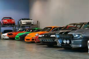 Paul Walker's Car Collection - Campus Mercante