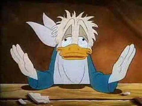 scariest donald duck scene  film history  youtube