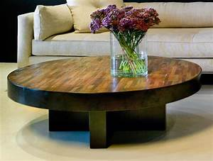 Coffee table appealing gold metal coffee table round gold for Short round coffee table