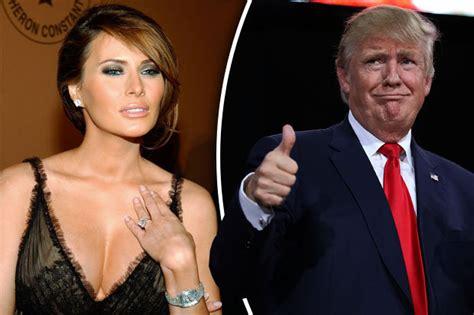 Melania Trump Sex Phone Call First Lady Admits Nightly Romps On Radio Daily Star
