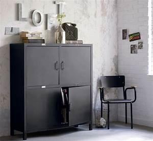 Meuble Industriel Ikea : petits prix sur le style industriel joli place ~ Teatrodelosmanantiales.com Idées de Décoration