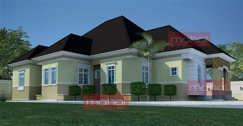 6 Bedroom Bungalow House Plans In Nigeria Zion Modern House