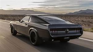 SEMA 2018: ¿Quieres un Mustang 69 con 815 caballos de fuerza? Lo tienes - Autologia