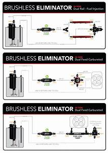 Brushless Fuel Pump Diagrams  U2013 Aeromotive  Inc